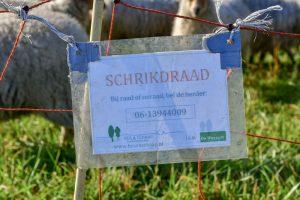 Contact schapenbeheerder (EurECO)