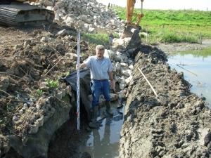 Maatregel met stortsteen (WSRL)