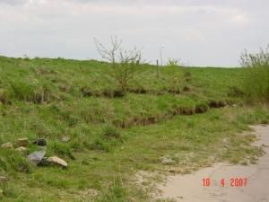 Erosieafslag steilranden (Digigids)